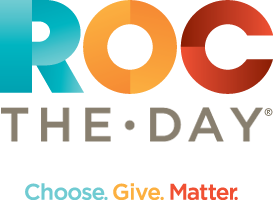 ROC the day logo