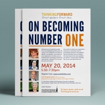 On Becoming Number One