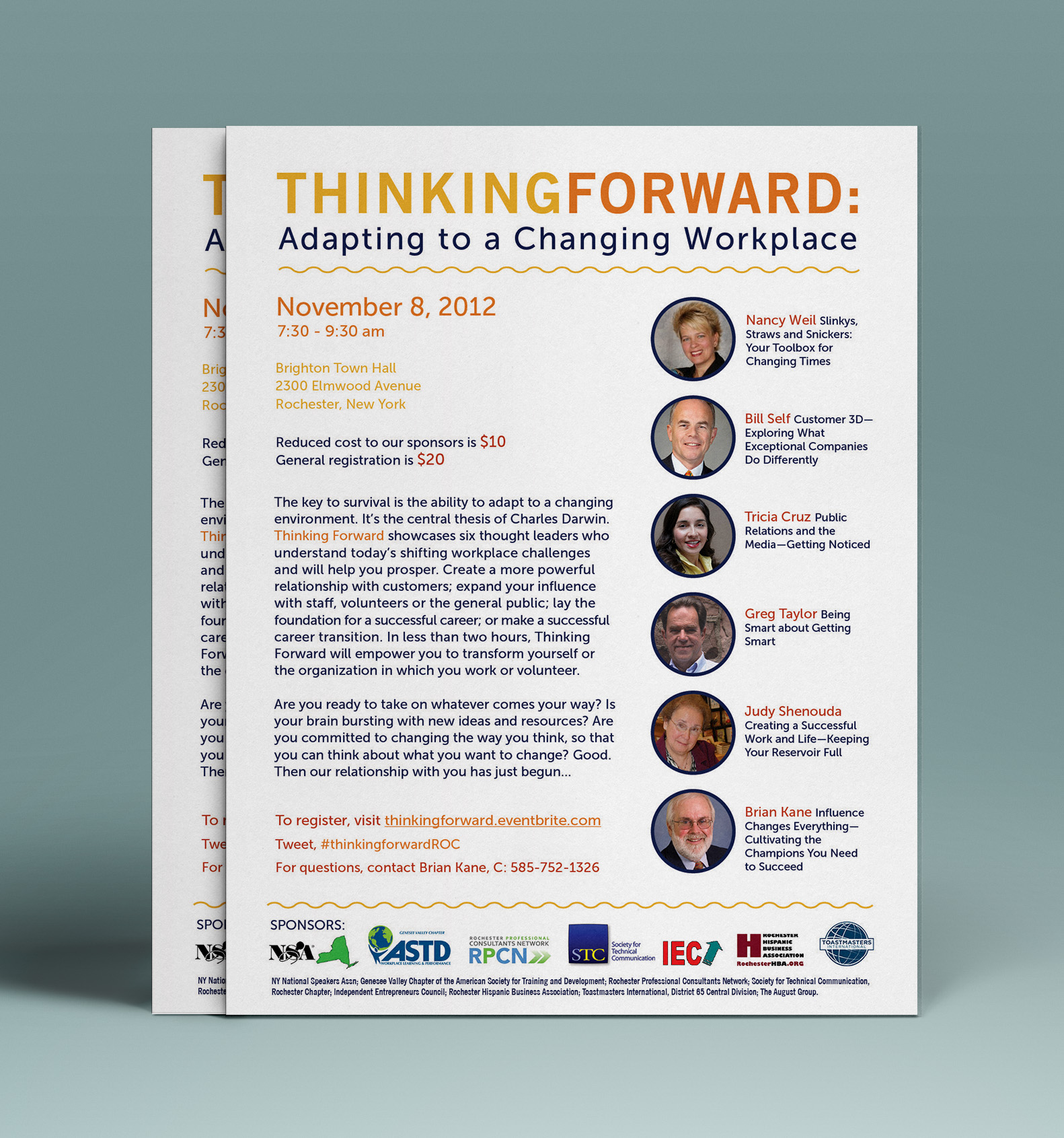 Adapting to a Changing Workplace